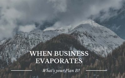 When Business Evaporates